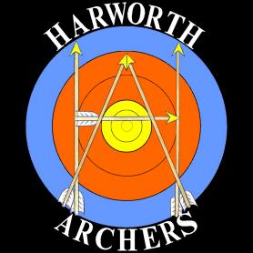 Harworth Archers Logo Small