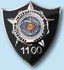 FITA Silver Star Badge