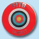 FITA Silver Target Badge